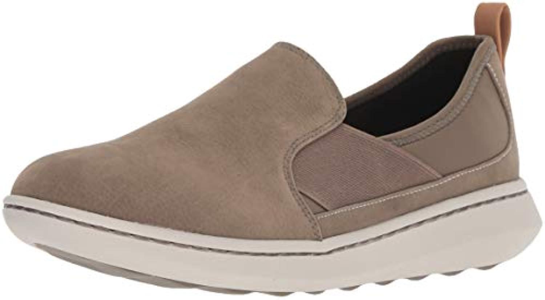 Clarks Wouomo Step Move Jump scarpe scarpe scarpe da ginnastica, Sage Synthetic, 085 M US | Del Nuovo Di Stile  708b78