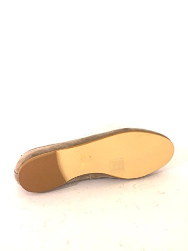 Ballerine in camoscio vr542 slip on in pelle zeta shoes MainApps Tortora
