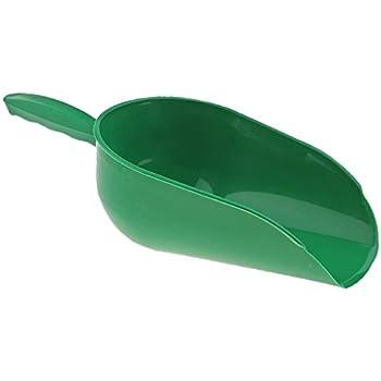 LOVIVER Pelle En Plastique Alimentaire Confiserie Bonbon Grain Sucre Bar Vert