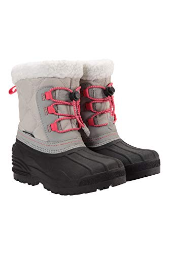 Mountain Warehouse Arctic Kids Waterproof Snowboots - Winter Shoes