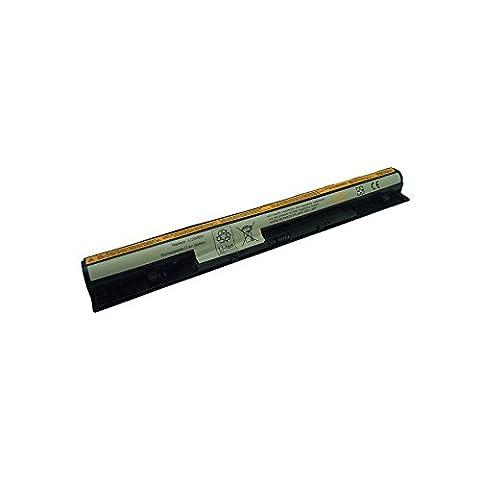 Battery Lenovo G460 14.4 2200mAh/32Wh Compatible with G Series G400s | G410s | G500s | G510s IdeaPad G400s | G410s | G500s | G510s | S410p | S510p | Z710 S Series S410p | S510p and part # L12L4A02 | L12L4E01 | L12M4A02 | L12M4E01 | L12S4A02 | L12S4E01
