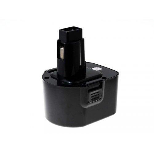 Galleria fotografica POWERY® Batteria per Pressatrice assiale Roller 12V cellule giapponesi