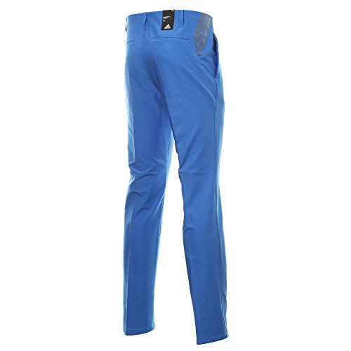 adidas Herren Ultimate 365 3-Stripes Tapered Pants Jogginghose Blau (Azul Dq2201) One Size (Herstellergröße: 3434) -