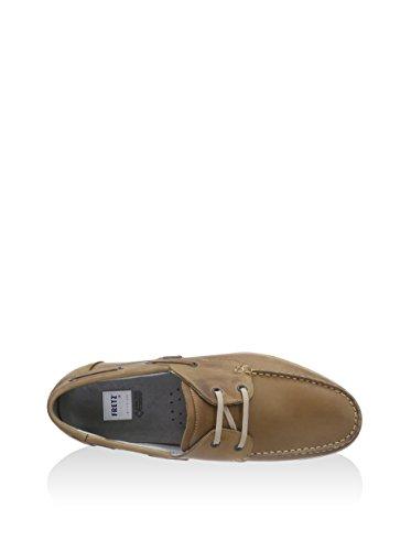 FRETZ men  35109122.56, Chaussures de ville à lacets pour homme Marron