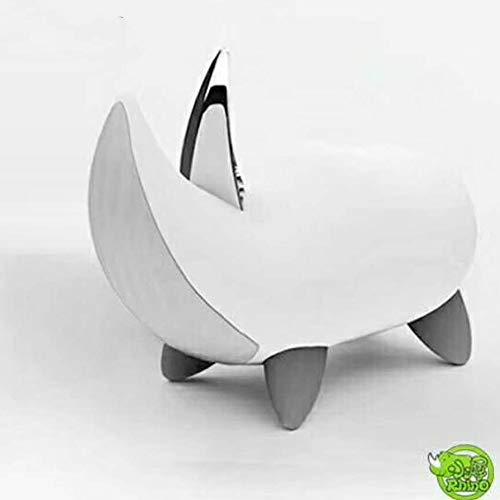 Haut-Parleur Bluetooth qiyanWireless Portable Haut-Parleur stéréo de Bureau Mignon Haut-Parleur stéréo Creative Art Craft Construit en MIC pour téléphone/Tablet-in Haut-parleurs Portables