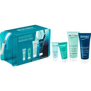 Preisvergleich Produktbild Biotherm Gesichtspflege Aquasource Starter Kit Aquasource Routine für Normale bis Mischhaut Gel 20 ml + Skin Perfection Night Spa 20 ml + Skin Perfect