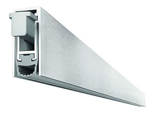 Bodentürdichtung 13 x 30 mm Länge 1083 mm für Rauch-, Feuer- und Schallschutztüren EN 1634-1/T30 min 50dB, Türdichtung Dichtung