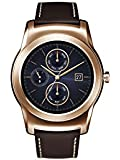 LG WATCH URBANE W150 4GB PINK GOLD COLOUR IP67 POWERED BY ANDROID WEAR SMART WATCH
