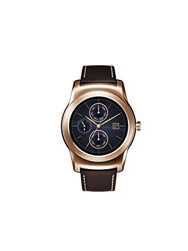 LG Watch Urbane Wearable Smart Watch (Gold)