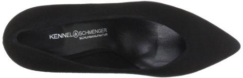 Kennel And Schmenger Shoe Factory Uma Donna Pumps Nero (nero)