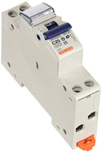 Gewiss GW90029 Interruttore Magnetotermico, Automatico
