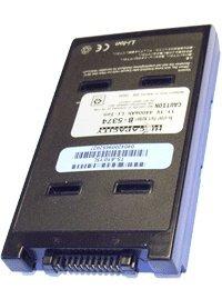 Batterie type TOSHIBA PA3285U-1BRS, 10.8V, 4400mAh, Li-ion