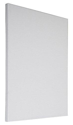 Arte & Arte 7142.0Keilrahmen mit Leinwand für Maler, Tannenholz/Baumwolle, Weiß, 70x 50x 1.7cm