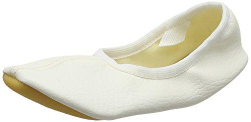 - Weiße Ballettschuhe