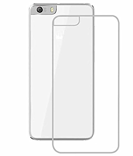 Stromax High Quality Ultra Thin Transparent Silicon Back Cover For Micromax Canvas Knight 2 E471  available at amazon for Rs.125