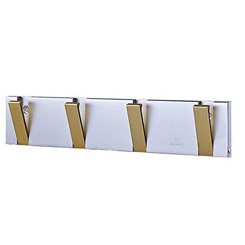 RXL-Wandaufhänger Einfache Wand Kleiderhaken Garderobe Gig Kreative Hängetasche Tasche unsichtbare Eingangstür Rückwand Haken Kleiderbügel (Farbe : C) (Wifi-gig)