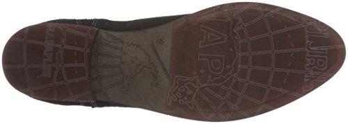 Napapijri Damen Rita Chelsea Boots Schwarz (black N00)