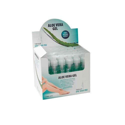 Epil Hair Pro - Présentoir Gel Aloé Vera 24 X 30 Ml