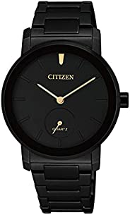 CITIZEN Womens Quartz Watch, Analog Display and Stainless Steel Strap - EQ9065-50E
