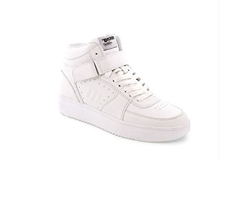 MTNG - New Action - Baskets Sportives, femme blanc (ACTION PU BLANCO 022)