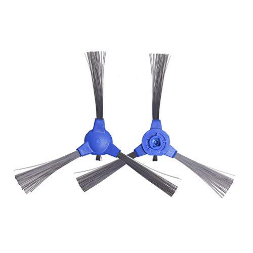 LanLan Remplacement des brosses latérales 10pcs / Set pour pièces d'aspirateur Eufy RoboVac11S RoboVac 30
