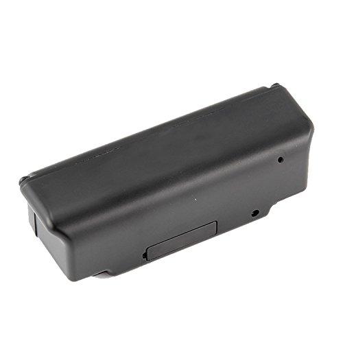 KOBWA Mini Smart Professional Anti-Diebstahl Anti-verloren GPS Alarm Tracker Finder Locator Für Fahrrad, Auto und Kinder (Klare Lichter 1900)