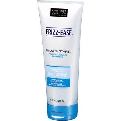 John Frieda - Shampooing hydratant Frizz-Ease Smooth Start - Des cheveux 100% parfaits et sans frisottis - Pour cheveux très secs - 295 ml (Lot de 6)