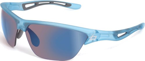 Bollé Sonnenbrille Helix, satin crystal blueb-clear rose blue, 11488