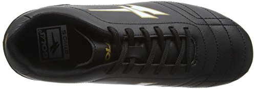 Gola Boys  Magnaz VX Football Boots   Black Gold   4 UK 37 EU