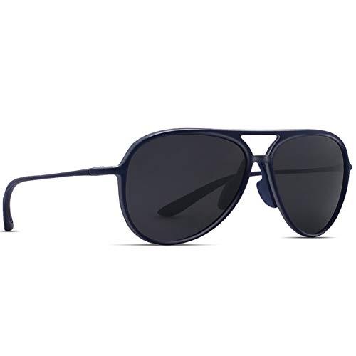 MAXJULI Polarisierte Sport Sonnenbrille Herren Damen Tr90 Unzerbrechlich Rahmen Running Fischerei Baseball MJ8005