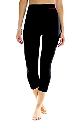 Women's Capri Pants 3/4 Leggings Tights for Yoga Training Gym by Sundried®