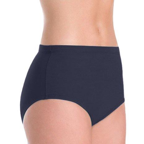 Womens Athletic Slip (Bodywrappers Athletic Slip - Blau - Groß)