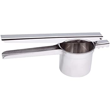 "KitchenCraft ""Master Class Deluxe"" Ricer, Silver"