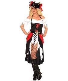 Leg Avenue Pirate Beauty Kostüm M/L, 1 Stück