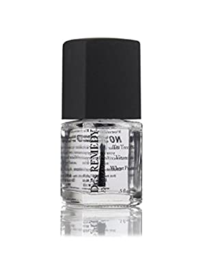 Dr's. Remedy Enriched Nail Care Base Coat Oil | Podiatrist Formulated | Alergy Tested | Added Protection | Nourishing Ingredients | Vegan Friendly