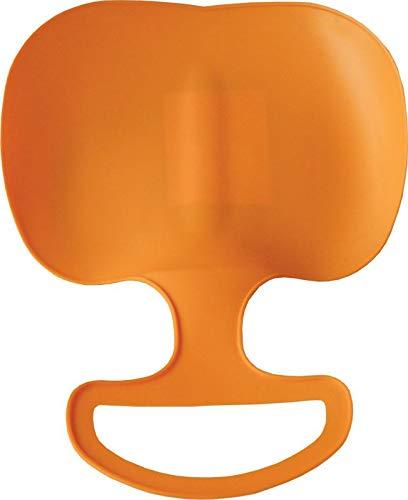 SULOV Kinder Kunststoff Schneeschieber, orange, One Size