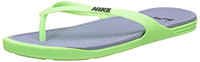 Nike Men's Matira Thong Flip-Flops and House Slippers (4.5, ghost green)