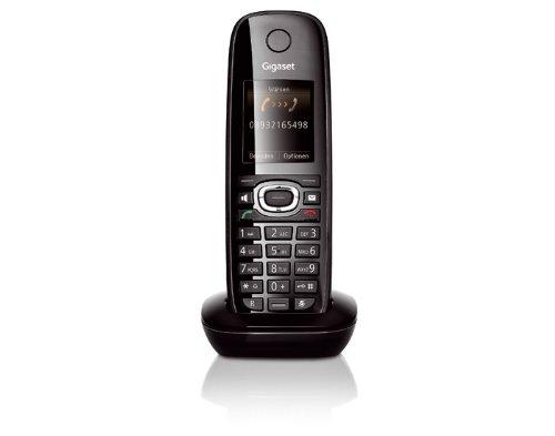 Zweiten Mobilteil (Gigaset C59H zusätzliches Mobilteil inkl. Ladeschale für C590 und C595 schwarz)