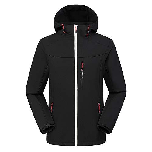 Setsail Herren Outdoor Softshell Outfits Laufen Angeln Camping Kleidung Sport Freizeit Herrentel -