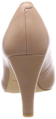 Clarks Damen Dalia Rose Pumps Beige (Nude Leather)