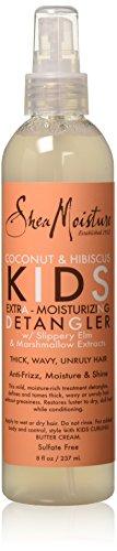 Shea Moisture Kids Coconut & Hibiscus Extra-Moisturize 237ml - Conditioner Weichmacher