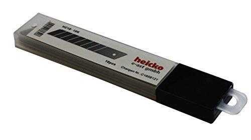 Refill agazin per Cutter, 10Lame di ER rivista con 18mm (1pezzi) - Refill Lame