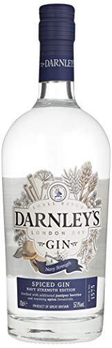 Darnley's View SPICED GIN Navy Strength Edition (1 x 0.7 l) Darnley's Navy Spiced Gin