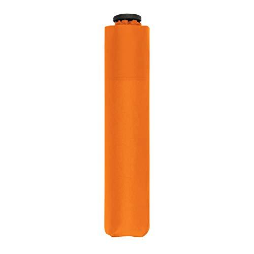 doppler Taschenschirm Zero,99 - Gewicht von nur 99 Gramm - Stabil - Windproof - 21 cm - Fruity Orange