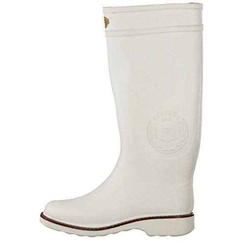 Superga2038- RBRU - Stivali di gomma Donna Weiß (White 900)