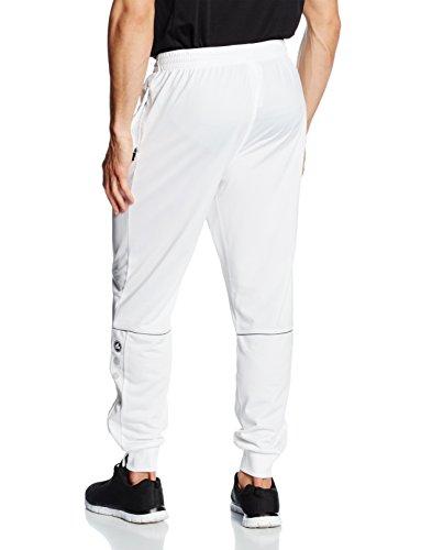 Jako pantaloni Striker bianco / nero