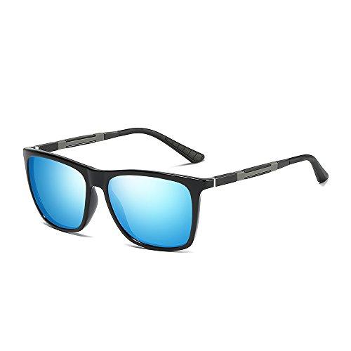 BVAGSS Herren Polarisiert Sonnenbrille Outdoor Fahren Sportbrille Ultra Leicht UV400 Schutz für Männer CZOOL