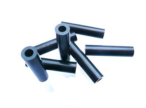 Abstandrollen 30 mm lang /7 mm ä.Ø x 3,5 mm i.Ø (100 Stück)