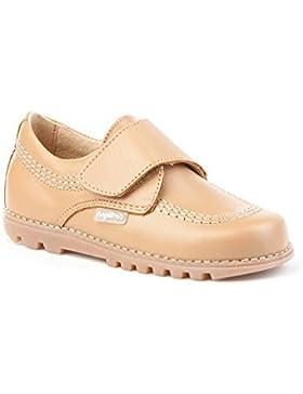 Zapatos para Niños Todo Piel, mod.301. Calzado infantil Made in Spain, Garantia de calidad.
