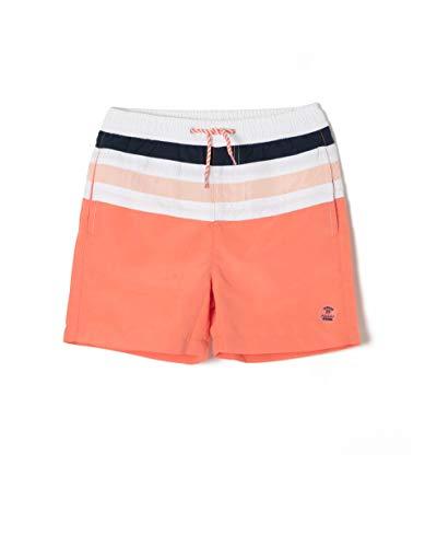 ZIPPY ZB0702_455_2 Bañador, Naranja Coral 1306, Tamaño del Fabricante:13/14 para Niños